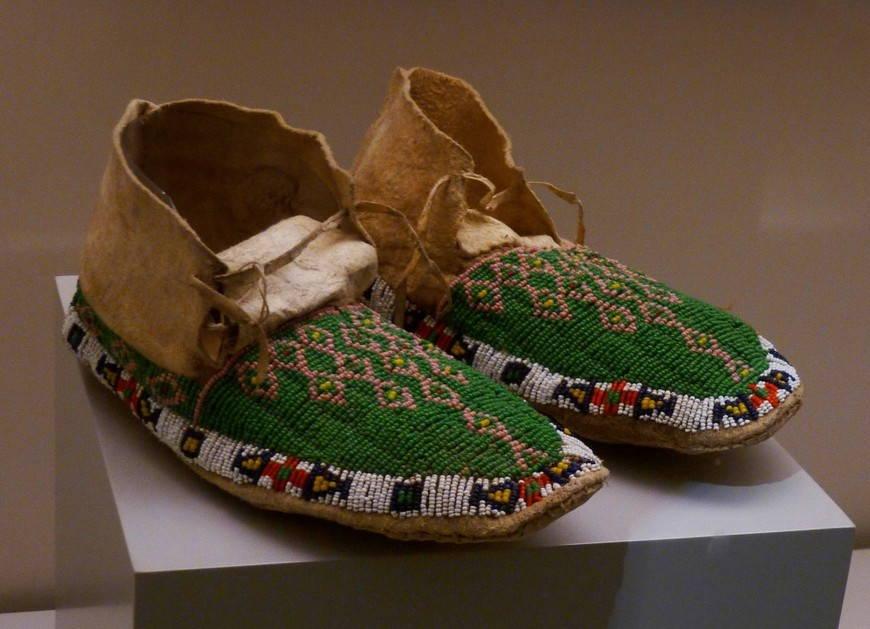 мокасины-мексиканская обувь