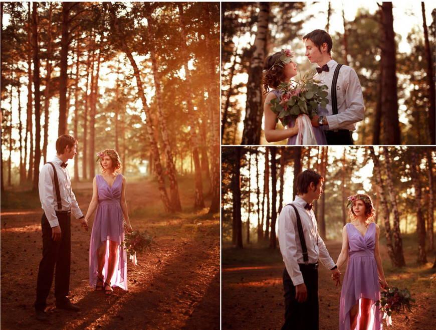 Свадьба в стиле бохо - это воплощение красоты и изящества