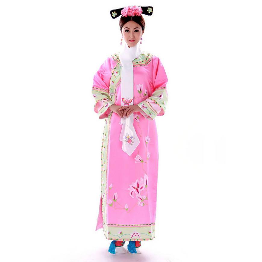 История традиционной китайской одежды