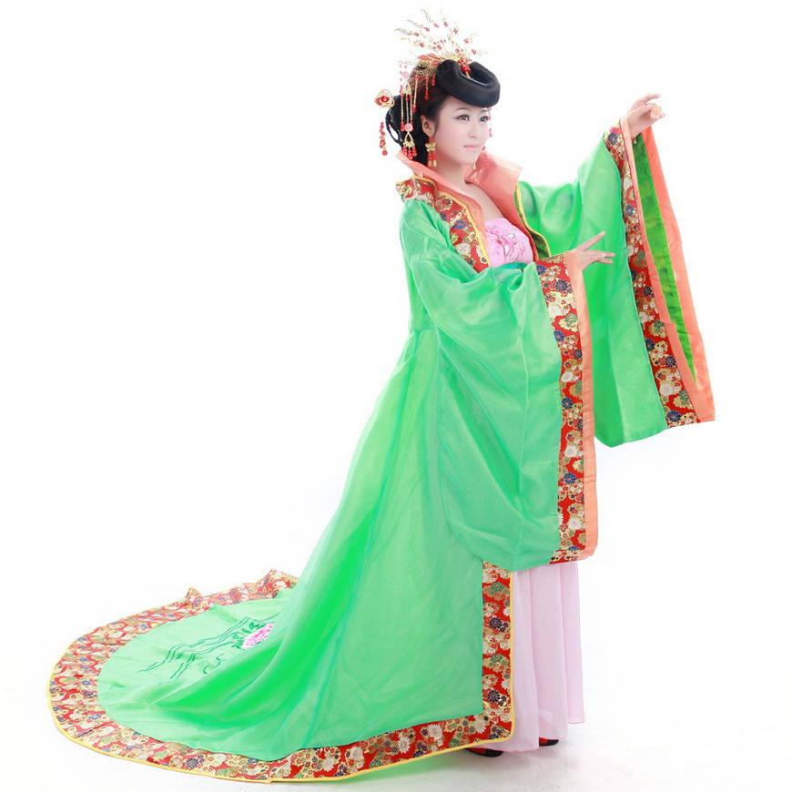 женский китайский наряд