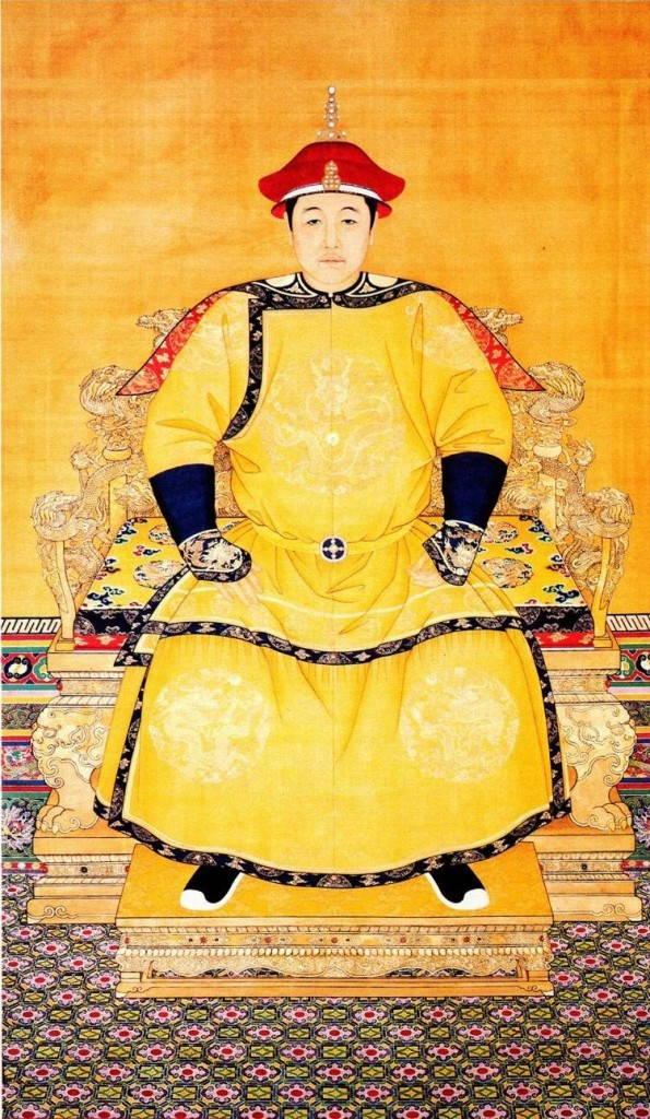 китайский наряд Импеатора