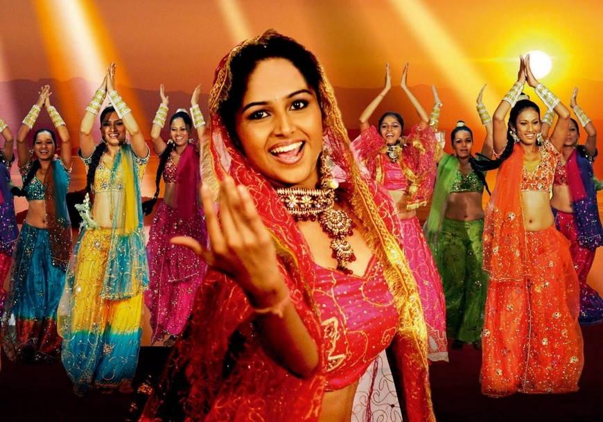 индийское танцы