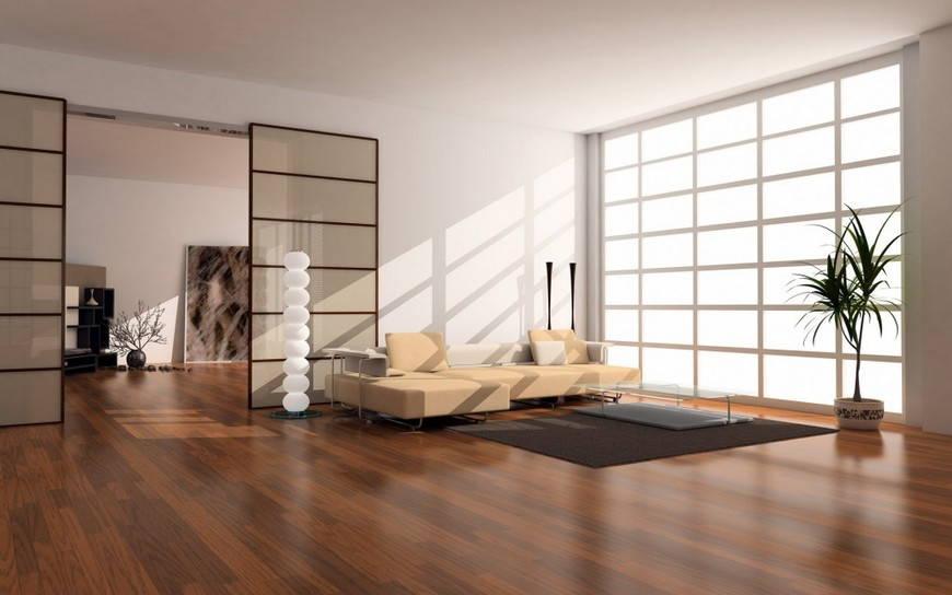 Квартира в японском стиле - это прекрасное решение для истинных ценителей минимализма.