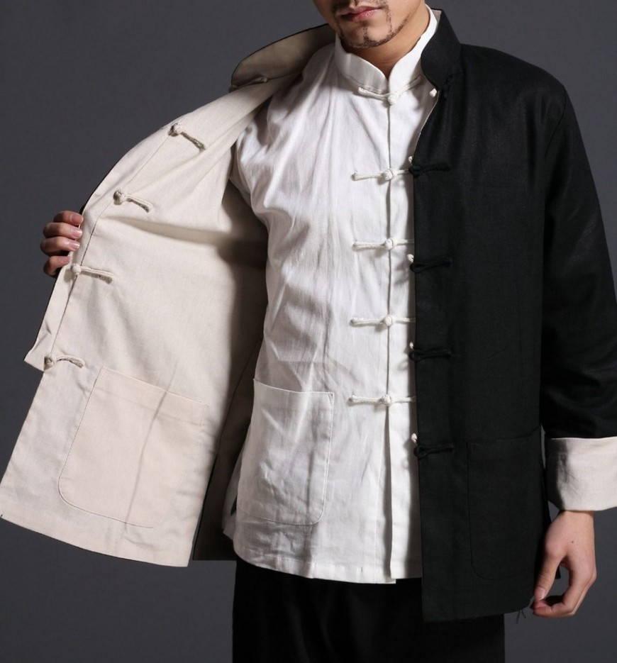 китайская рубашка