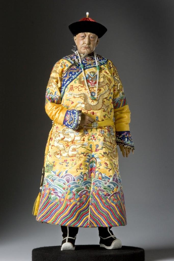 китайские наряды