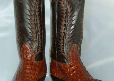 Мексиканские ковбойские сапоги