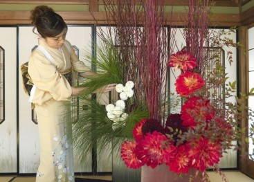 Традиционный японский декор