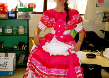 Мексиканские платье