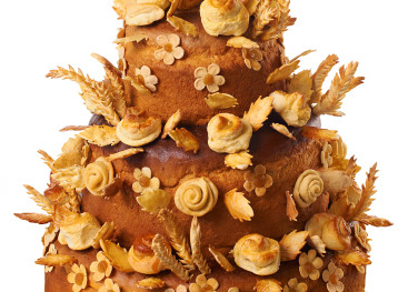 Свадебные торты и караваи