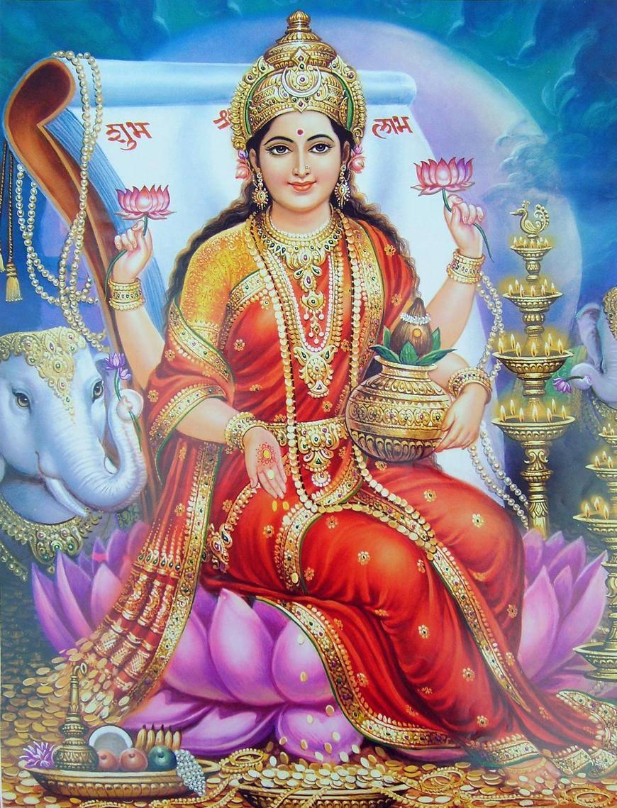 индийское сари.