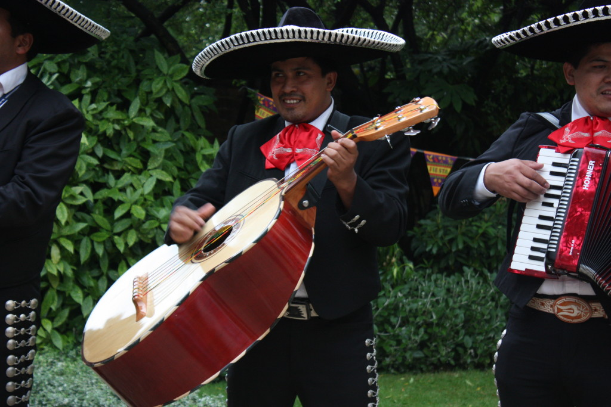 чаро -мексиканский костюм