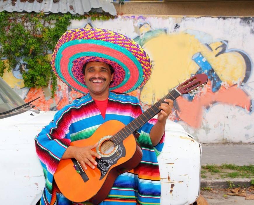 мексиканский костюм