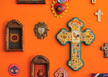 Деокр в мексиканском стиле