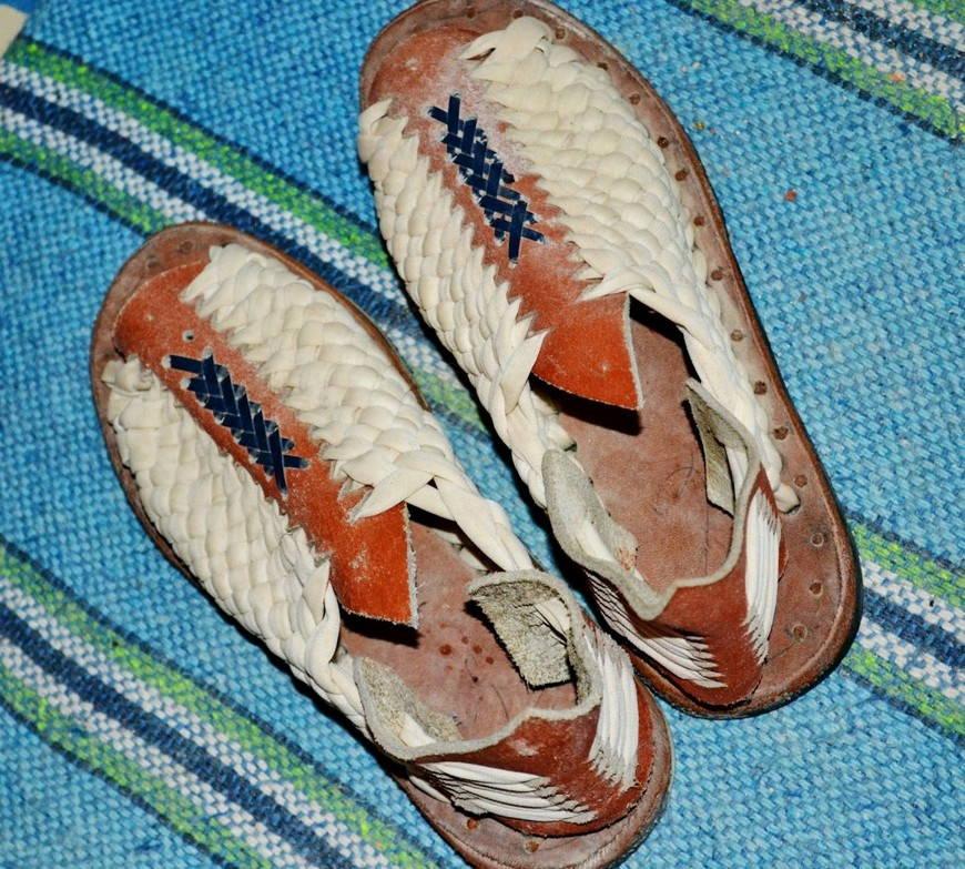 гуарачи -мексиканские сандалии