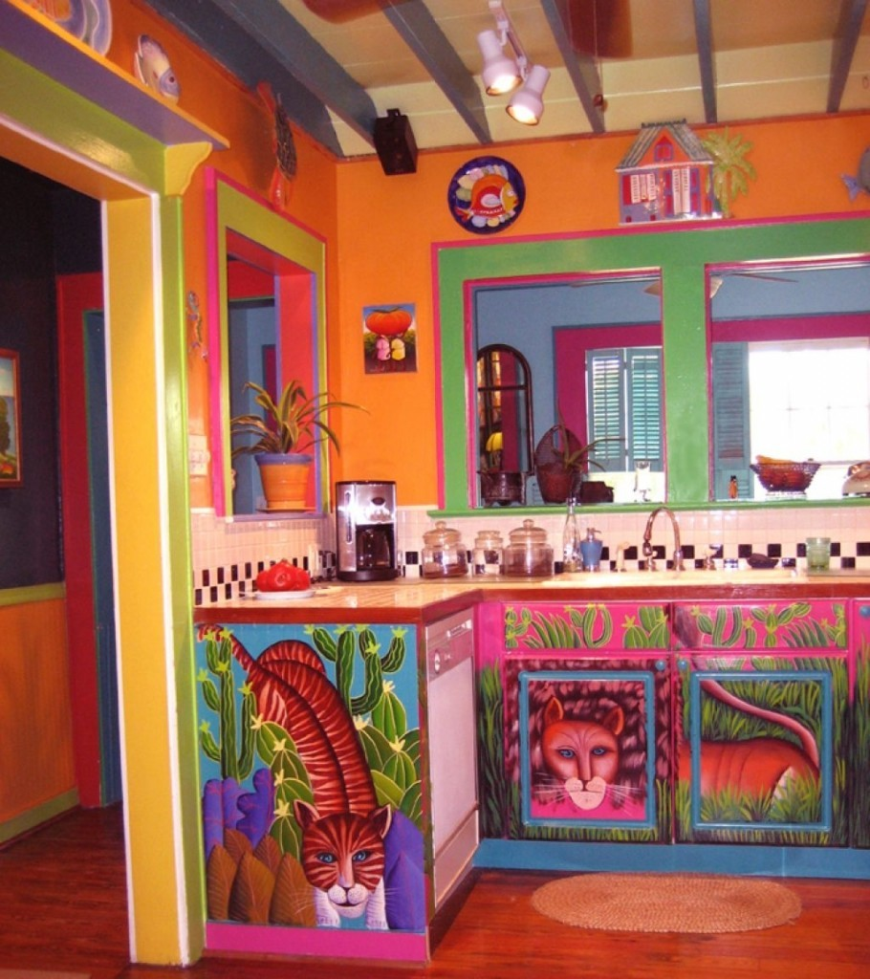 for Mexican interior designs