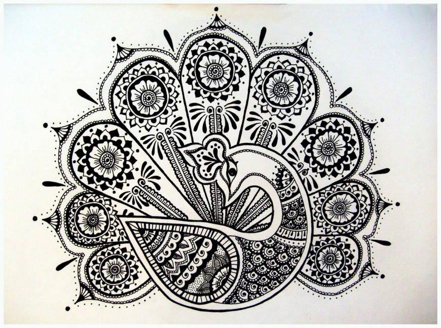 Символ павлина