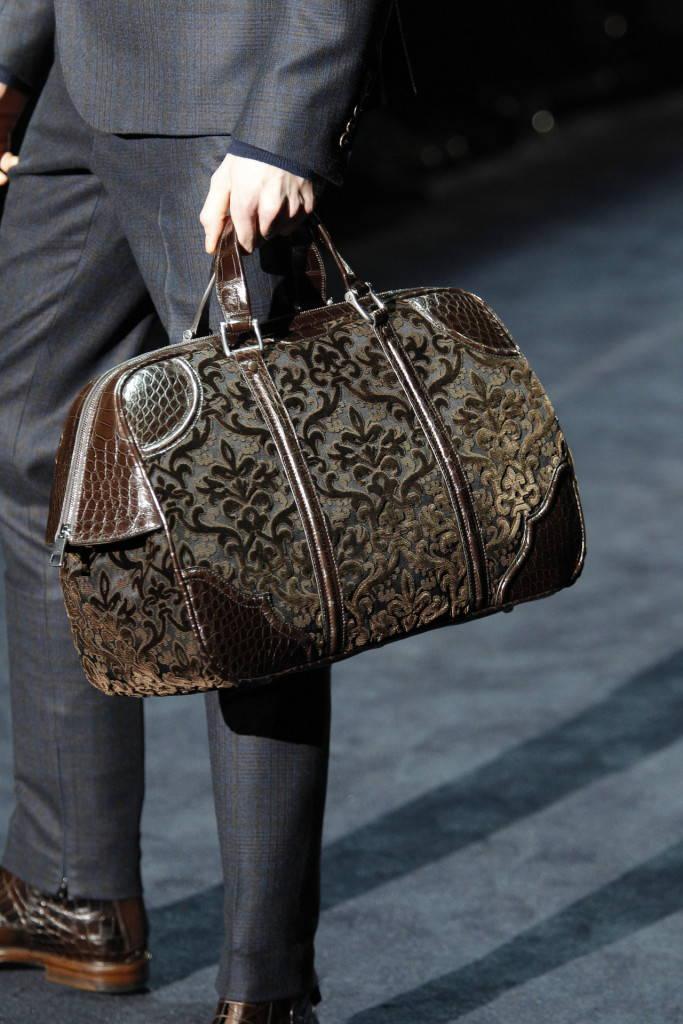сумка из гобелена