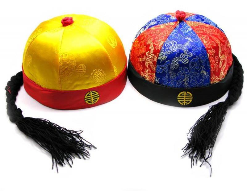 китайские шляпы
