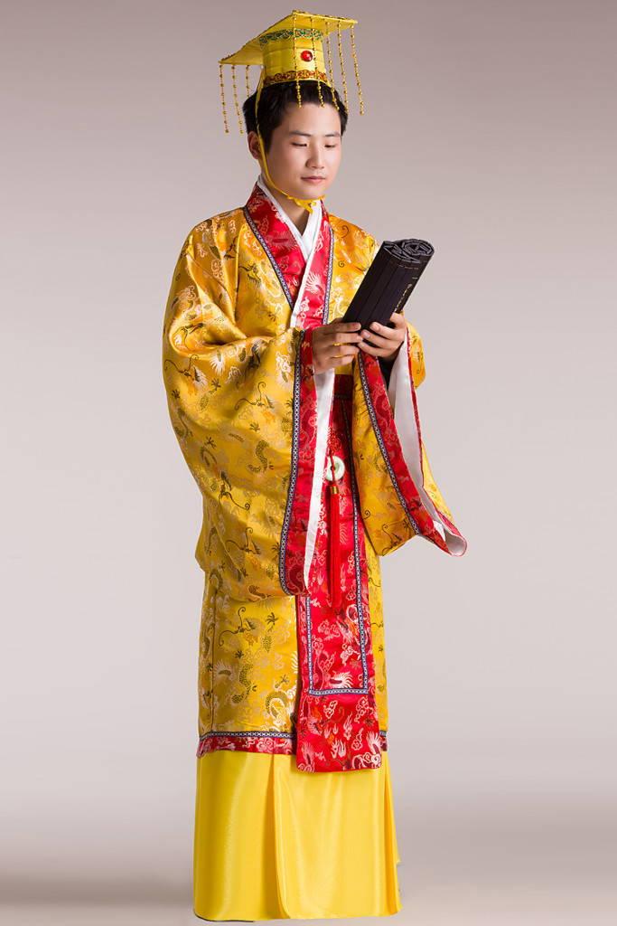 Мужские китайские наряды