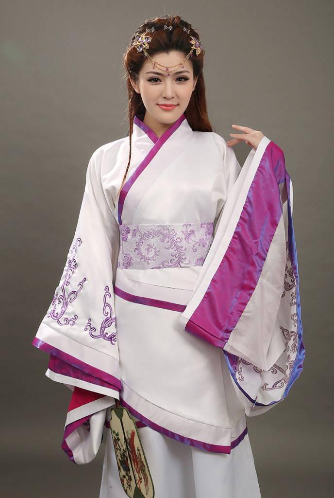 традиционная китайская одежда