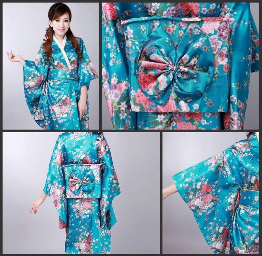 оби пояс японские кимоно