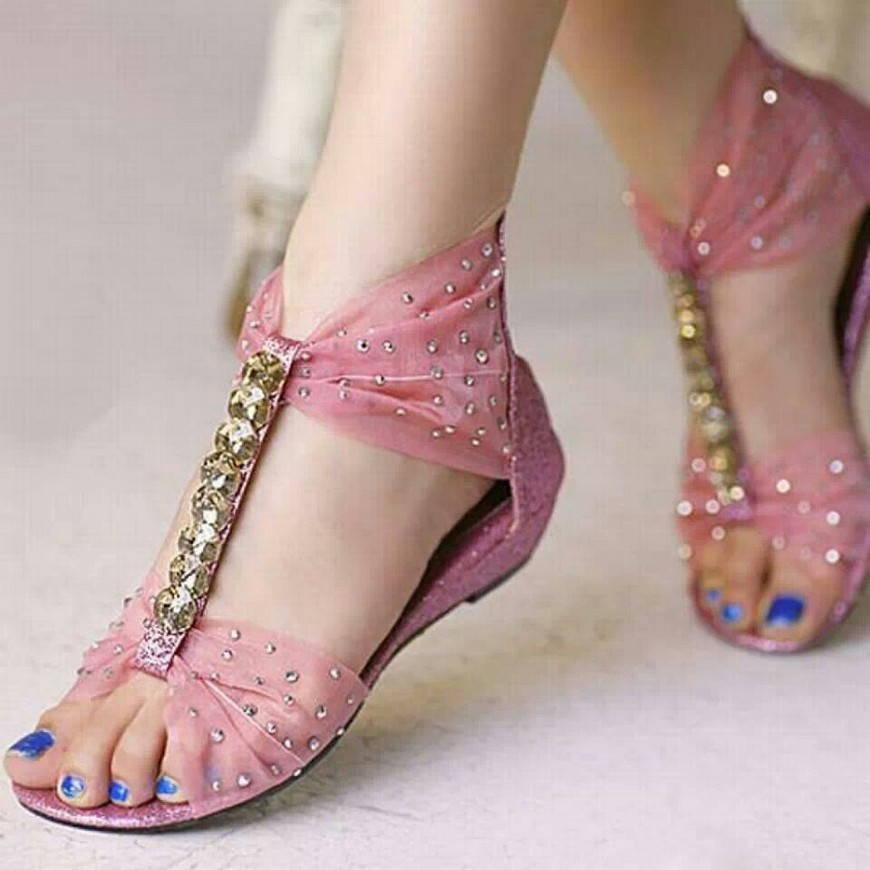 обувь в восточном стиле