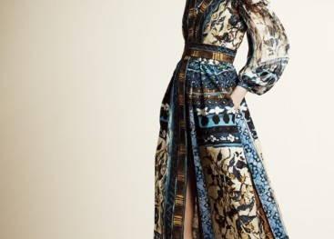 Современная одежда в восточном стиле