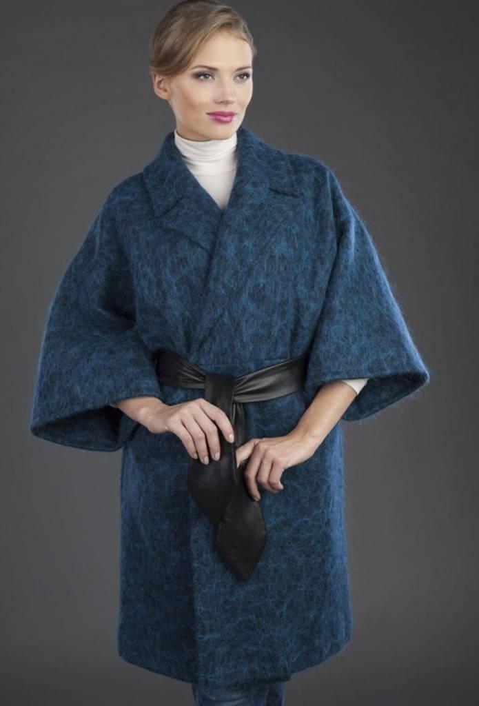 Пальто- кимоно японская одежда