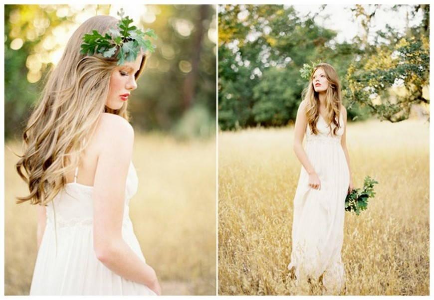 выбор свадебного платья в стиле бохо