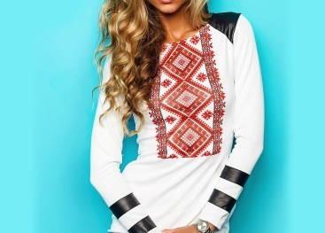 Современная украинская одежда