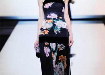 Дизайнерские платья  в японском стиле