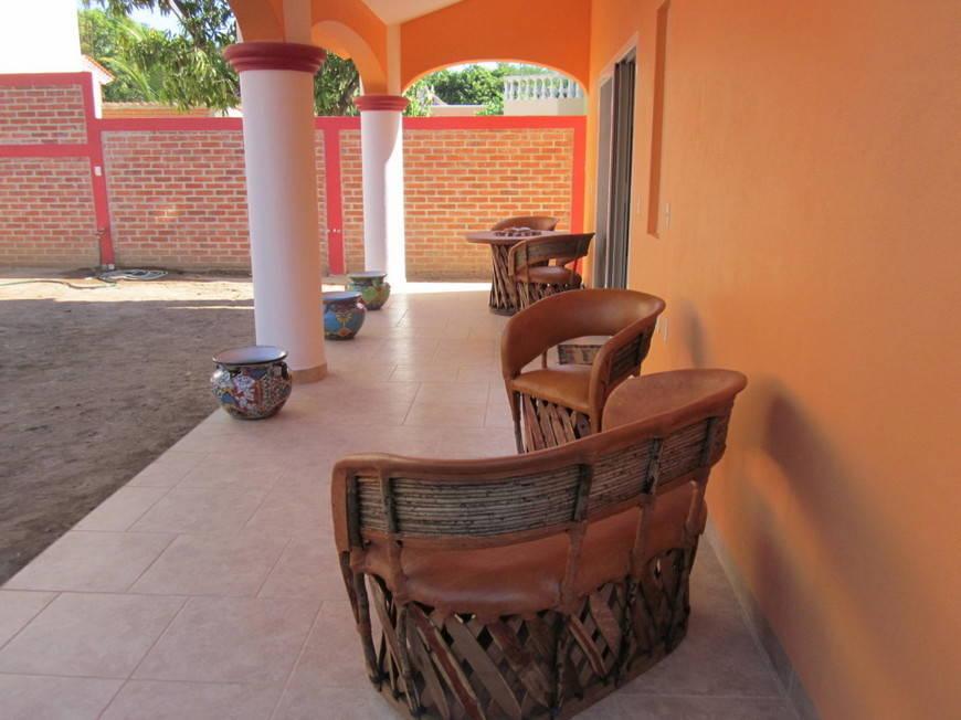 мексиканская плетеная мебель