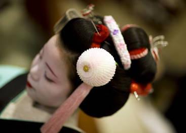 Японские канзаши