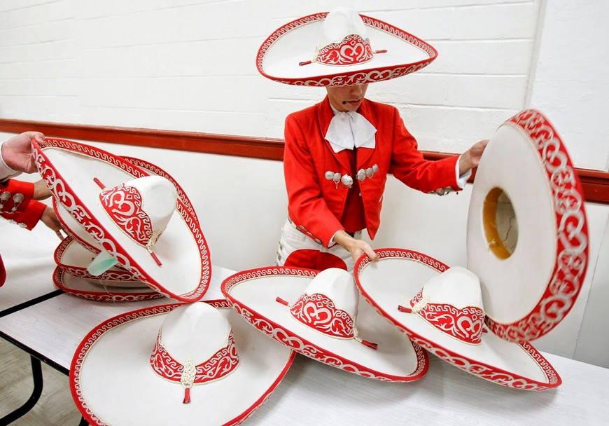 Как сделать шляпу самбреро своими руками