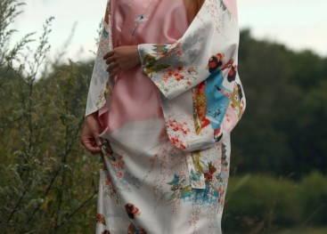 Японские кимоно