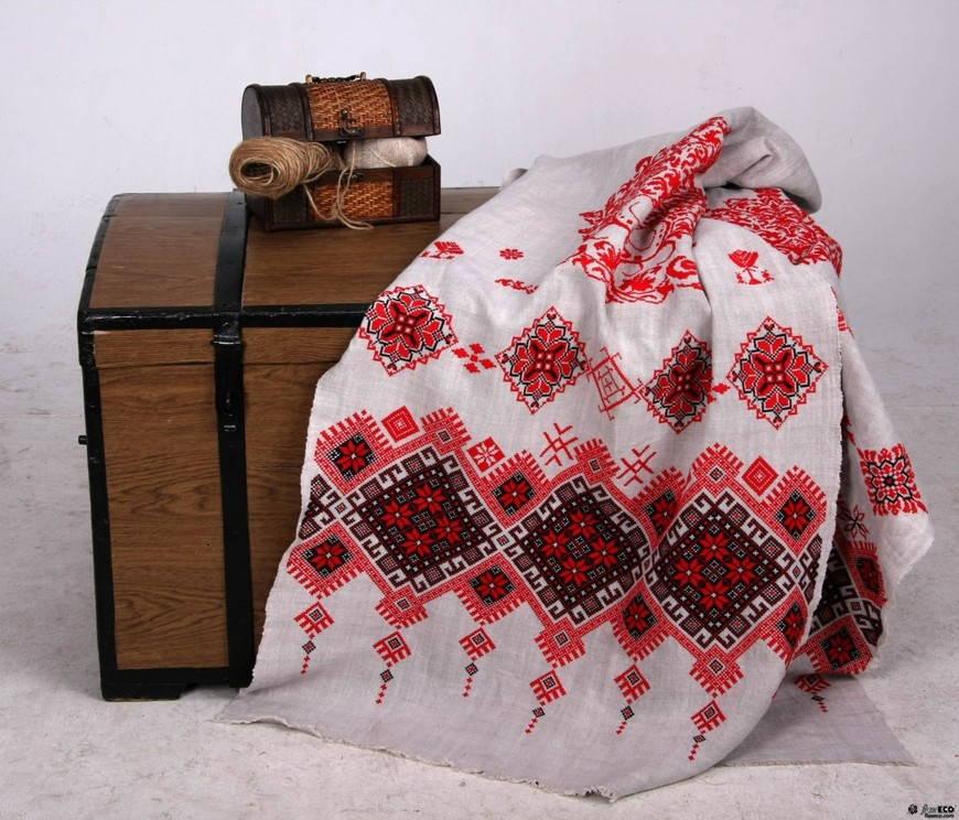 украинский рушник для свадьбы
