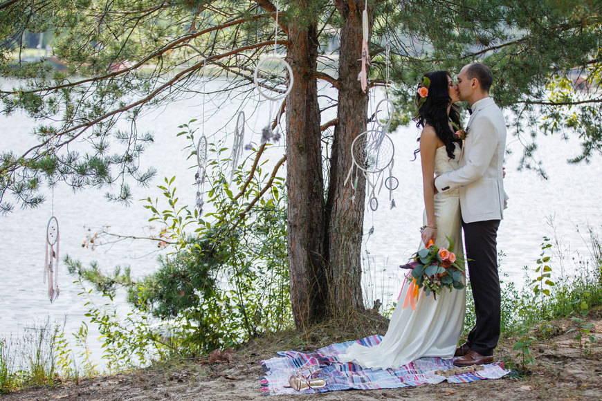 b14257664947cb3 Свадьба в стиле бохо — выбор неординарных личностей