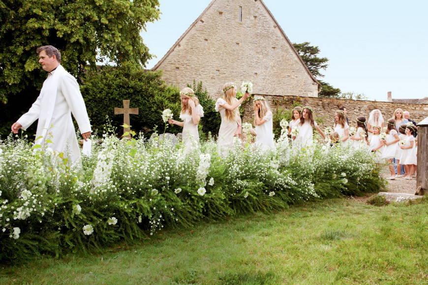свадьба в стиле хиппи