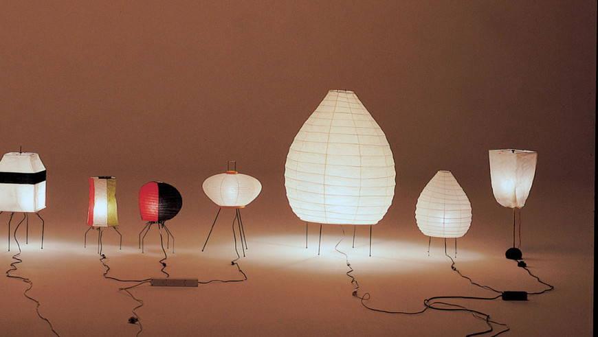 Лампа акари
