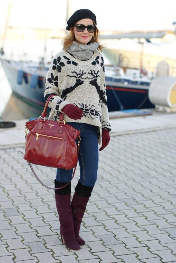 норвежский свитер