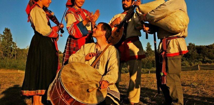 Колорит славянской музыки и особенности традиционных инструментов