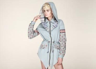 Украинские мотивы в современной одежде