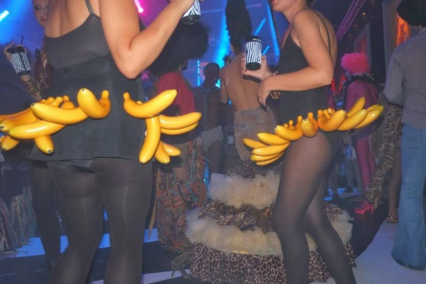африканская вечеринка-наряды