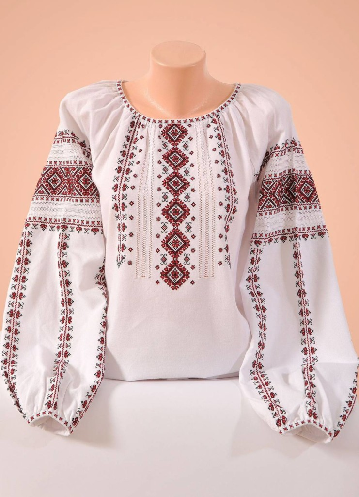 украинская рубашка