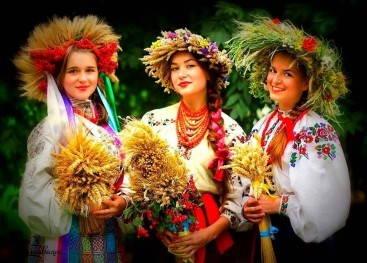 Украинские веночки