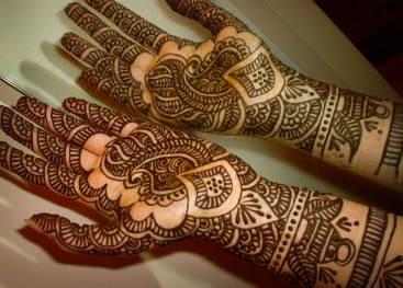 Татуировки мехенди