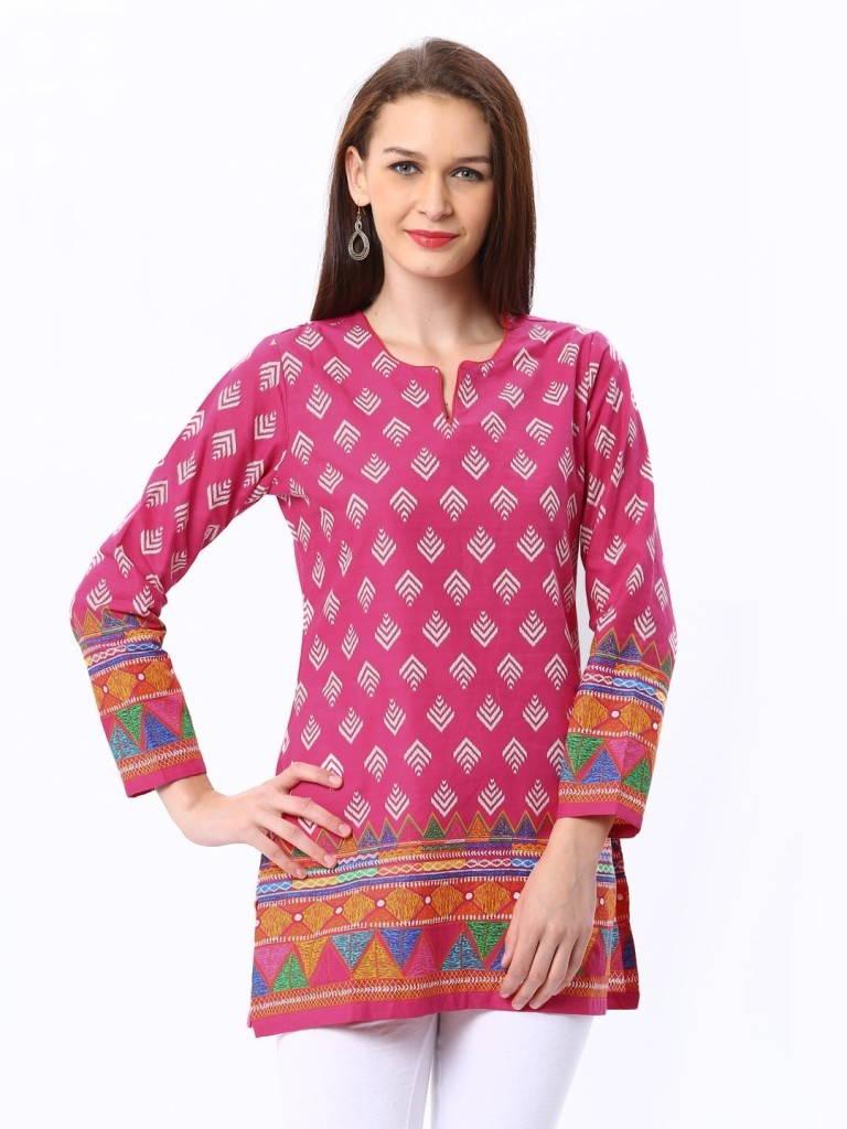 туника -индийский стиль