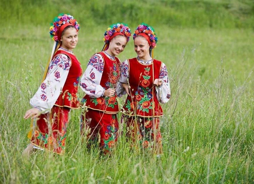 украинская национальная одежда