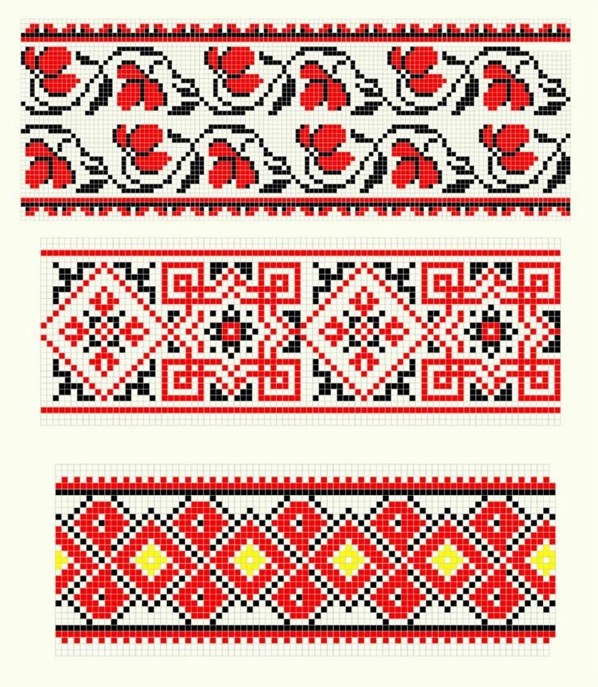 украинский орнамент