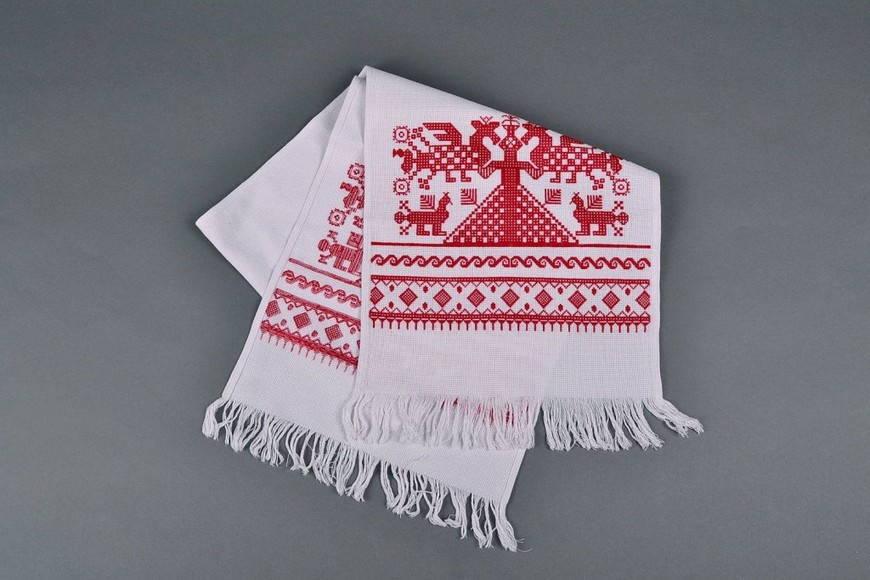 Берегиня-украинский рушник